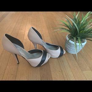 Shoe Dazzle Dahlia 8.5 shoe practically new!